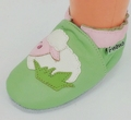 225 schaapje groen / mouton vert / sheep green
